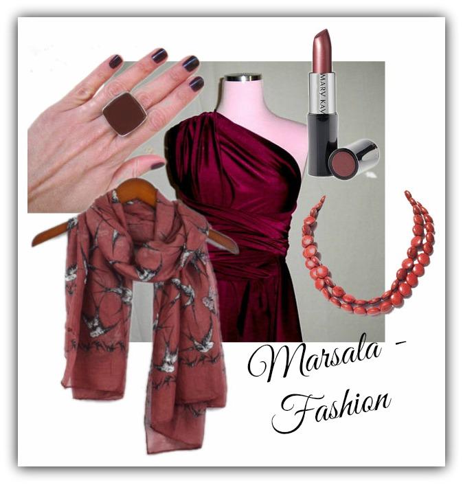 OB-Marsala - Fashion