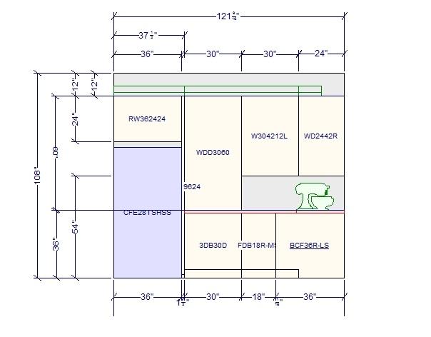 Kitchen Elevation1