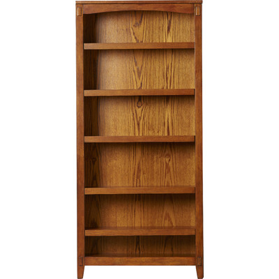 loon-peak-san-luis-75-standard-bookcase-loon3369