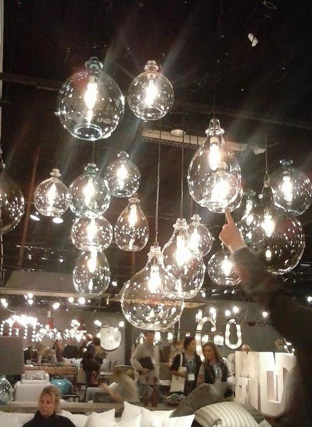 Vegas Market Lights